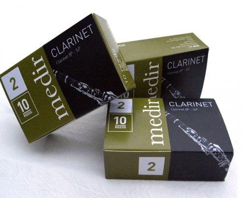 Anche Medir Clarinette Sib Dureté  2.5
