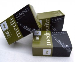 Medir Clarinete Mib Dureza 2