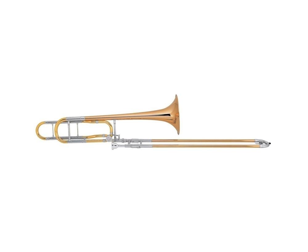 C.G. Conn Trombón tenor en Sib/Fa 88HO Symphony