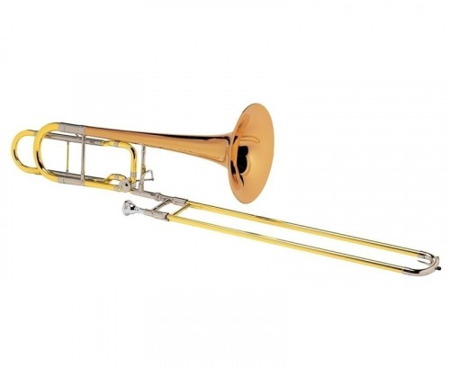 C.G. Conn Trombón bajo en Sib/Fa 110H Professional