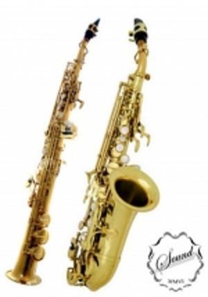 Saxofones Sopranos