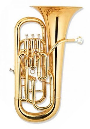 Euphoniums and Tuba