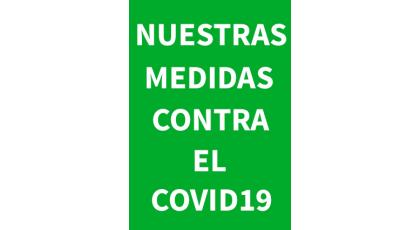 Instrumentos libre de coronavirus