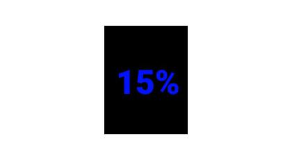 15% Descuento en Black Friday