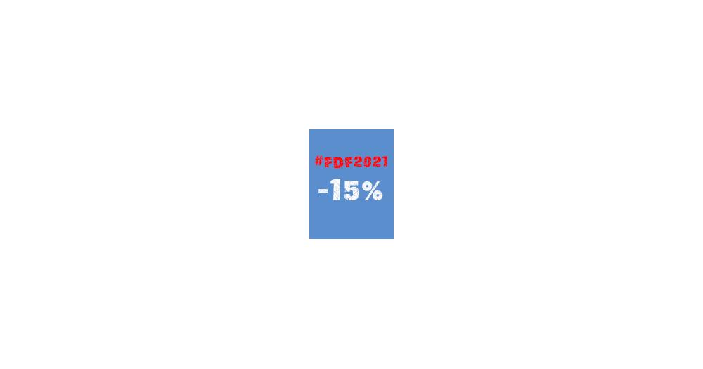 15% DE REMISE - FIN FÉVRIER